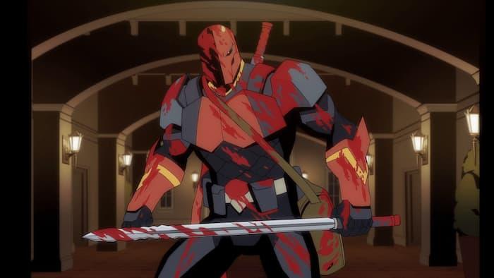 Deathstroke Knights & Dragons - แอนติฮีโร่ทหารรับจ้างผู้เหี้ยมโหด ไร้ปราณี ฆ่าดะไม่เลือกหน้า