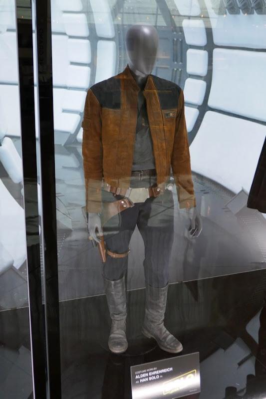 Alden Ehrenreich Solo Star Wars movie costume
