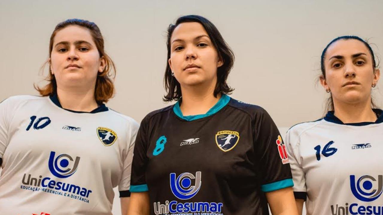 Futsal feminino de Botucatu/Unicesumar retorna às quadras e joga contra o time de Jaú pela Copa Estadual Paulista