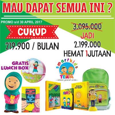 Smart Kids New Edition dari Al Qolam