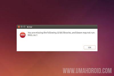 Memperbaiki Steam Tidak Bisa Dibuka di Linux
