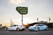 Porsche Club Cruise to Keller's Drive-In