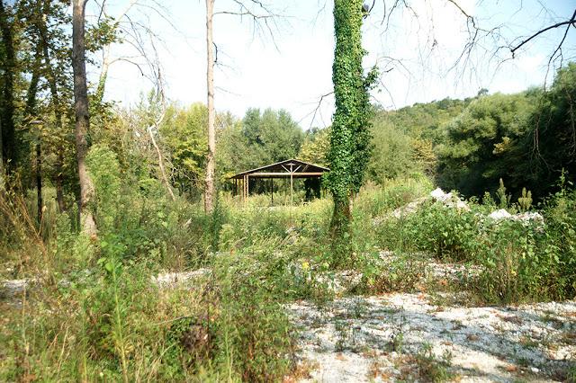 Διαλύθηκε το πάρκο της αγρότισσας στον παλαιό δρόμο Ηγουμενίτσας-Ιωαννίνων