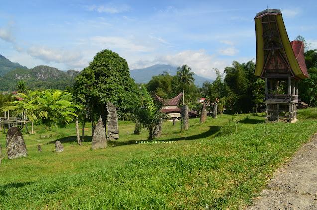 Situs purbakala Rante Karassik Rantepao Toraja Utara || JelajahSuwanto