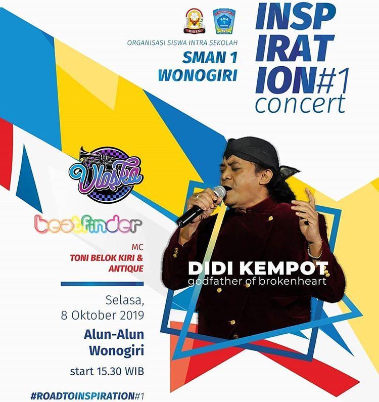 Konser Ambyar Didi Kempot Alun Alun Wonogiri Promotion Your