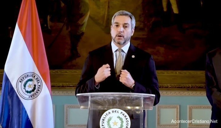 Presidente de Paraguay, Mario Abdo Benítez