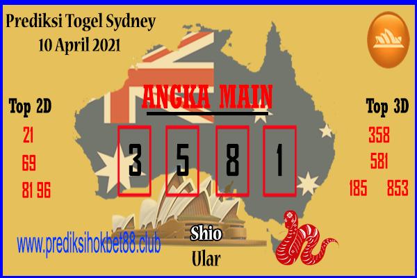 Bocoran Togel SDY 10 April 2021