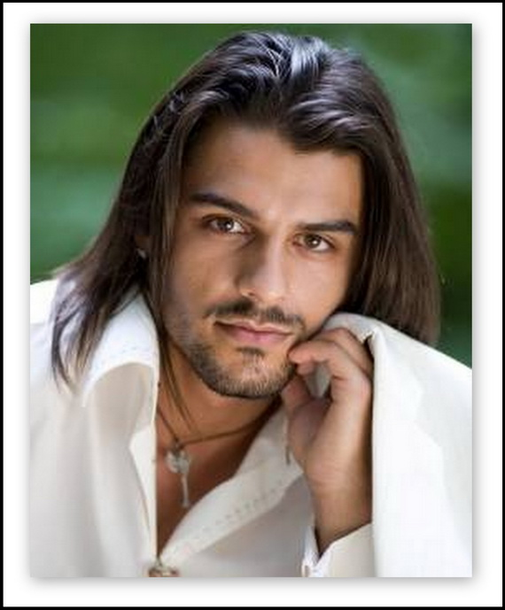 Wedding Hairstyles For Long Hair 2012: Long Formal Hairstyles For Men