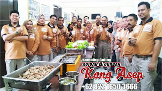 Layanan Catering Kambing Guling di Majalaya Bandung
