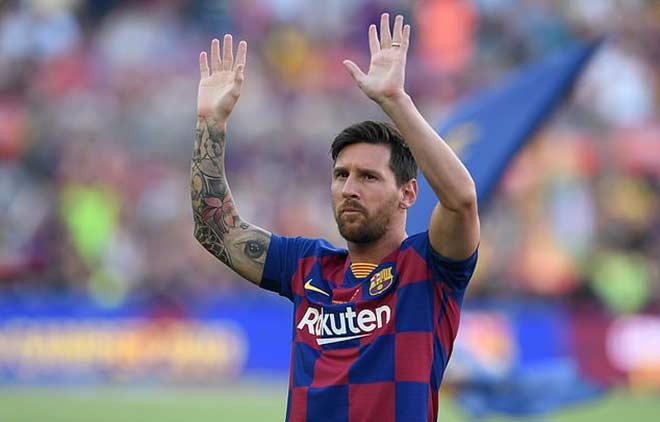 """Fan Barca giận dữ """"đánh chiếm"""" Nou Camp vì Messi, cảnh sát phải vào cuộc 1"""
