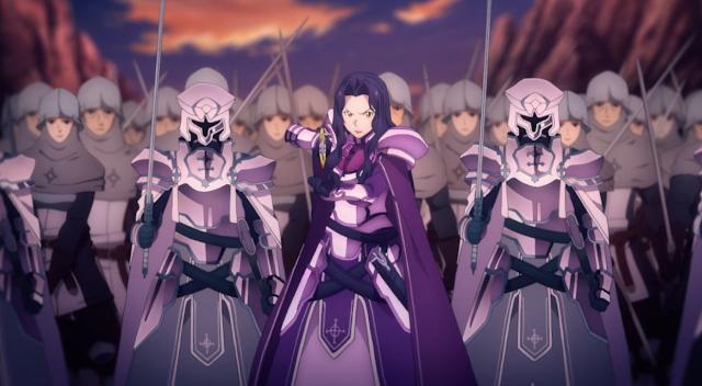 Sword Art Online Alicization WoU Episode 7 Sub Indonesia Tanggal Rilis