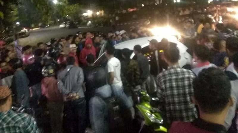 Kasus Sopir Taksi Online Cabuli Penumpang di Malang Berakhir Damai