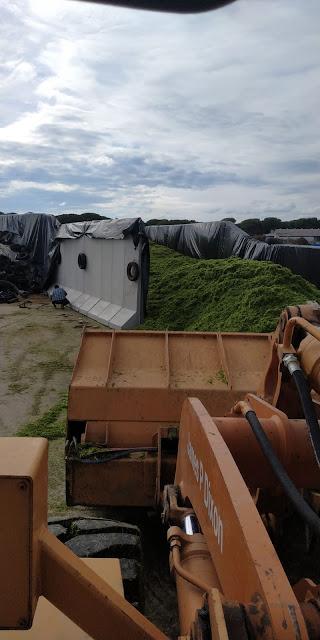 Separadores de hormigón para silos