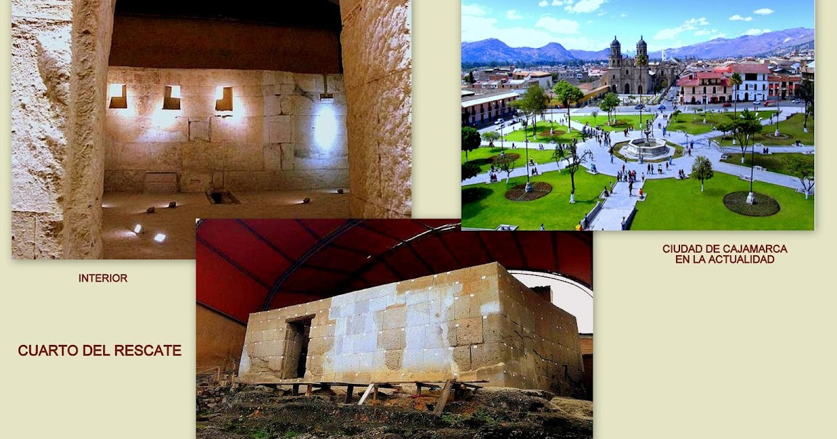 Cultura e historia de per el cuarto del rescate del inca for El cuarto poder 2 0