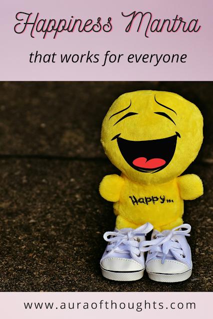 Happiness Mantra - MeenalSonal