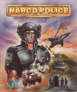 Portada videojuego Narco Police