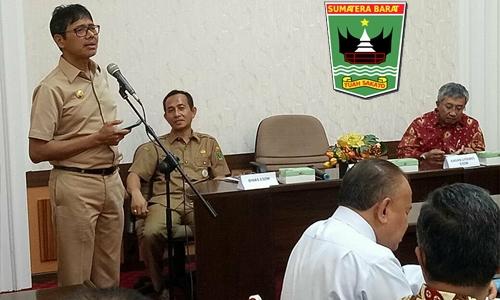 Gubernur Irwan Prayitno: Sumbar Lumbung Energi Hijau Nasional