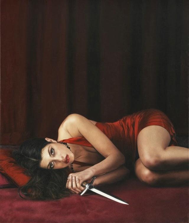 Гиперреалистичные картины. Philipp Weber