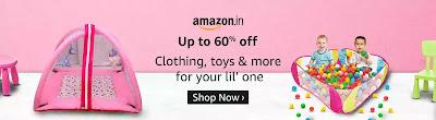 Amazon Deals for kids
