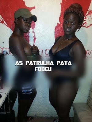 As Patrulha Pata Feat. Dj Janu - Fodeu (Afro House) Download Mp3