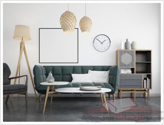 قم بتحويل مظهر منطقة المعيشة الخاصة بك مع مقعد جذاب وجذاب