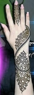 Top  Simple and Beautiful Mehndi Designs