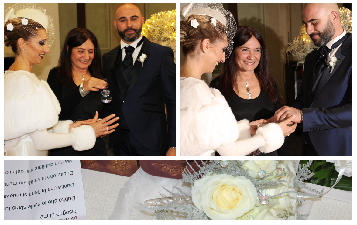 Officiante Matrimonio Simbolico Roma : Sposine il della sposa un matrimonio simbolico spirituale