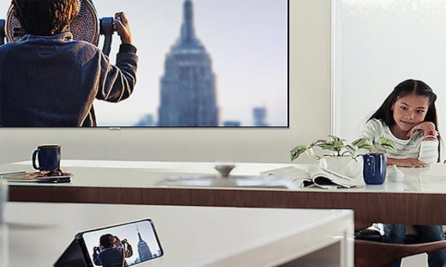 Smart Tivi QLED Samsung 4K 65 inch QA65Q6FNAKXXV