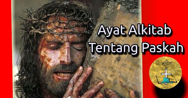 Ayat Alkitab tentang Paskah