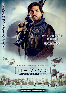 Rogue One A Star Wars Story International Poster 5