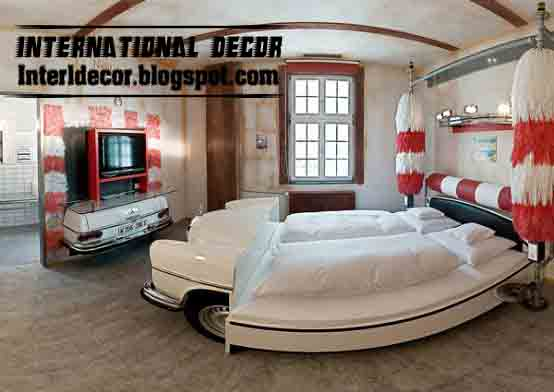 Interior Design 2014: Convertible Car bed designs - New ...