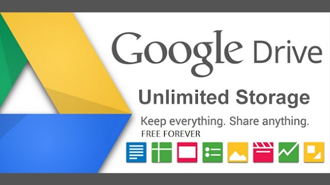 Get Unlimited Google Shared Drive Storage