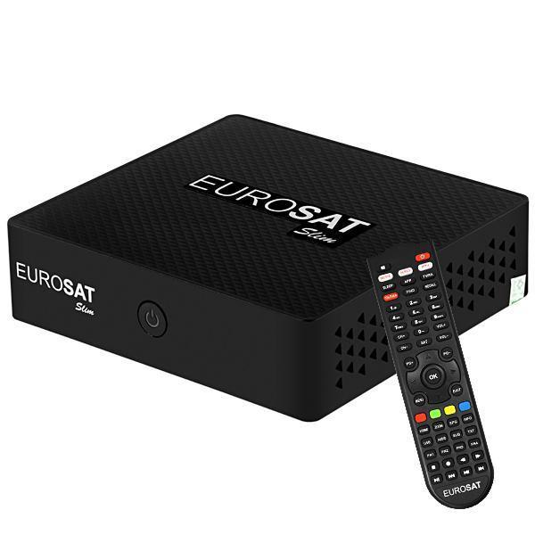 Eurosat Slim Atualização V1.67 - 21/04/2021