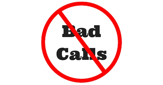 Stop making bad calls in poker