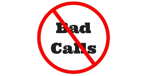 Stop making bad calls in poker