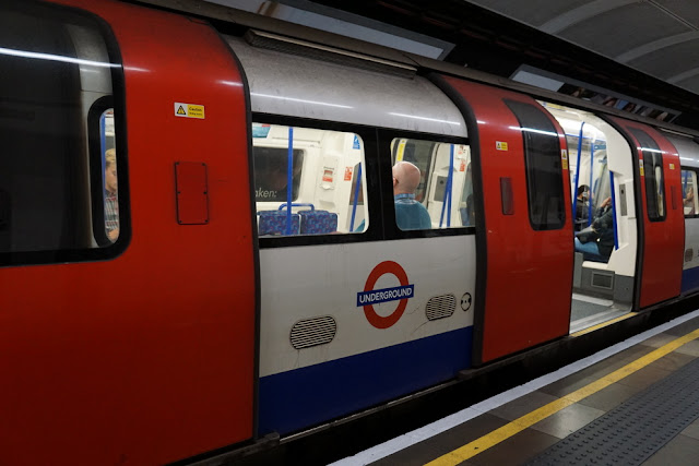 The Tube em Londres
