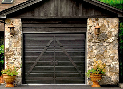 Sectional Garage Doors In bath