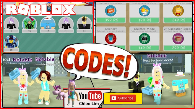 Roblox Fame Simulator Gameplay! 2 NEW CODES and Going to USA