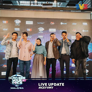 LIVE I Can See Your Voice Malaysia 3 Part 2 Minggu 2 (28.6.2020)