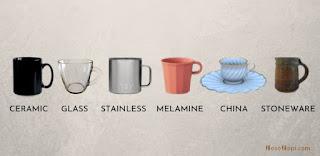 10 Jenis Cangkir dan Mug Kopi