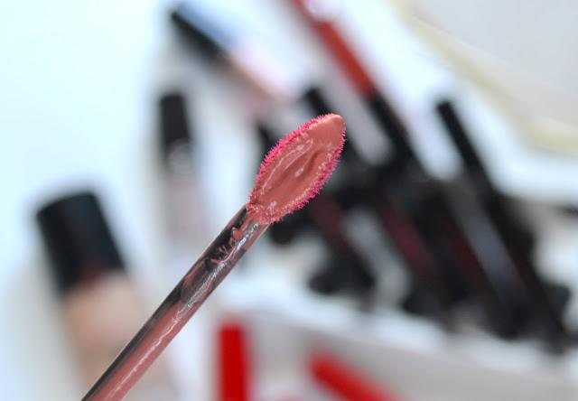 Giorgio Armani Ecstasy Mirror Lip Lacquers