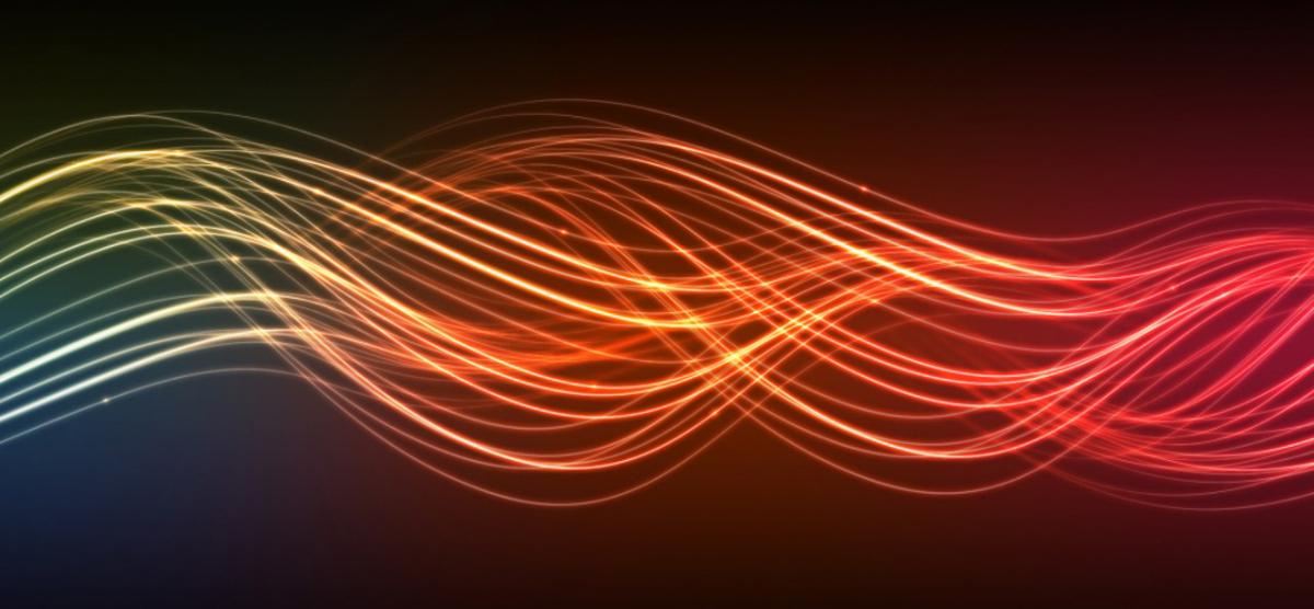 Gambra gelombang pada Ujian Fisika dasar
