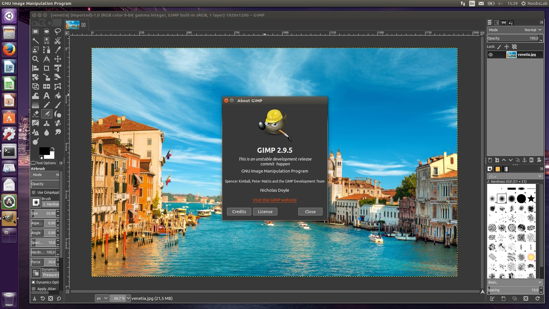 Gimp 2.8 For Gimp 2 8 22 Stable Version Released Available Via Ppa For Ubuntu