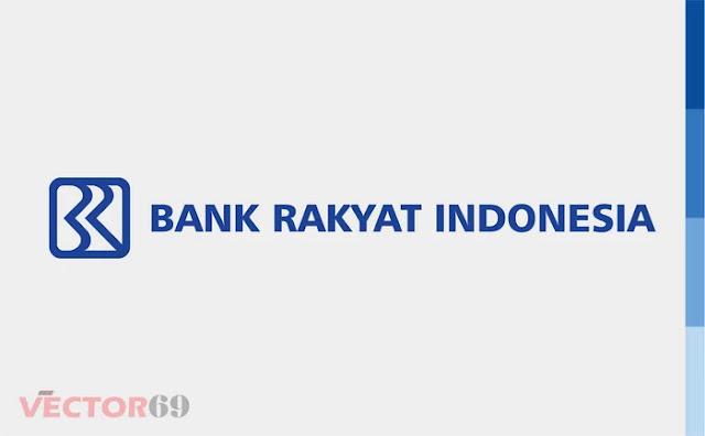 Logo Bank BRI (Bank Rakyat Indonesia) Landscape - Download Vector File EPS (Encapsulated PostScript)