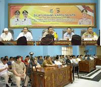 Kapolda NTB Silaturrahim dengan Anggota FKPD dan Elemen Masyarakat Kota Bima