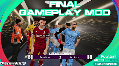 PES 2020 FINAL Gameplay Mod by Holland