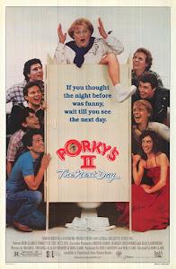 Porky's II Poster