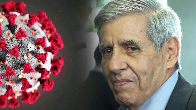 Urgente! General Heleno testa positivo para o coronavírus, Ministro aguarda Contra Prova, sobe para 16 contaminados ligados ao Governo Bolsonaro