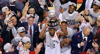 BALONCESTO - NBA Final Conferencia Este 2019: Los Toronto Raptors, liderados por Kawhi Leonard, ganaron 4 partidos seguidos para disputar las primeras Finales de su historia