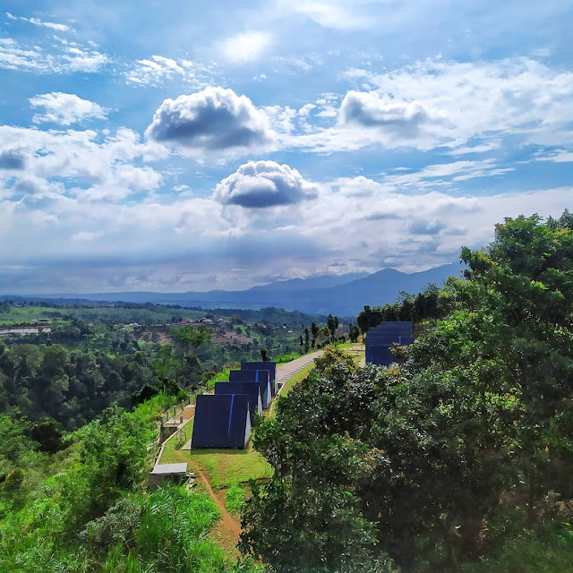 Lokasi Lingkung Gunung Adventure Camp